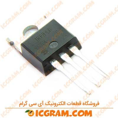 ترانزیستور IRF840PBF پکیج TO-220