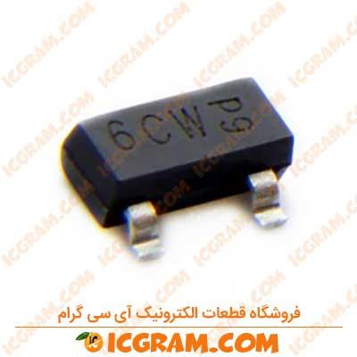 ترانزیستور BC817-40 پکیج SOT-23