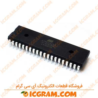 میکروکنترلر ATMEGA16A پکیج DIP-40