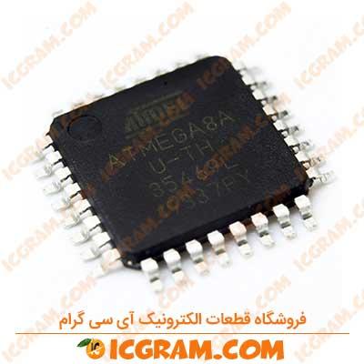 میکروکنترلر ATMEGA8A پکیج TQFP-32