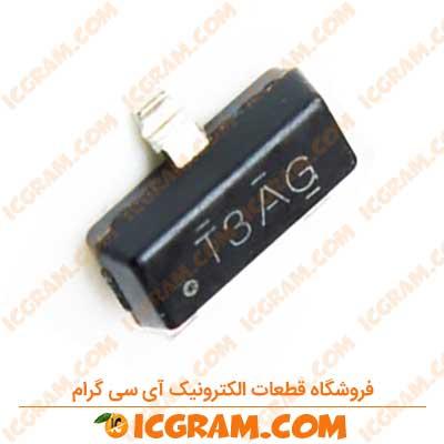 آی سی TL431AIDBZR پکیج SOT-23