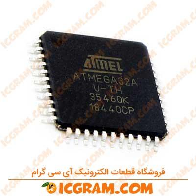 میکروکنترلر ATMEGA32A پکیج TQFP-44