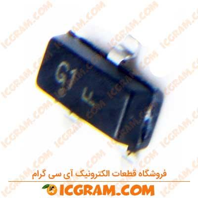 ترانزیستور MMBT5551LT1G پکیج SOT-23
