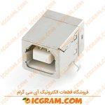 کانکتور USB مادگی رایت نوع B