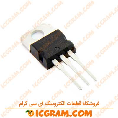 ترانزیستور TIP122 پکیج TO-220