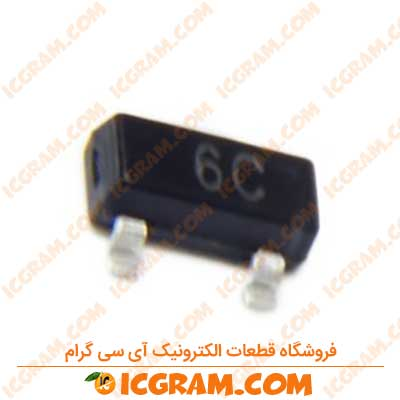 ترانزیستور BC337-40 پکیج SOT-23