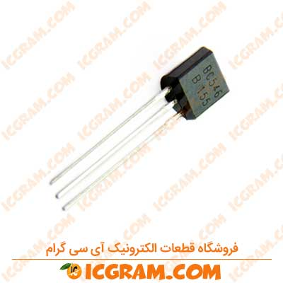 ترانزیستور BC546B پکیج TO-92