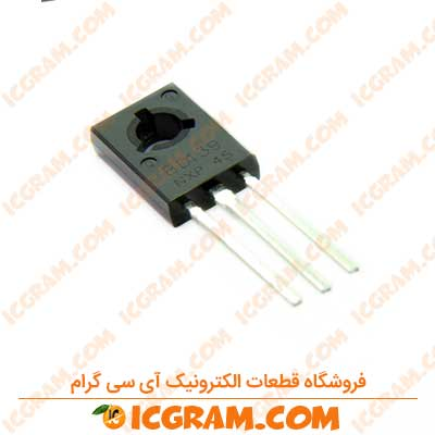 ترانزیستور BD139 پکیج TO-126