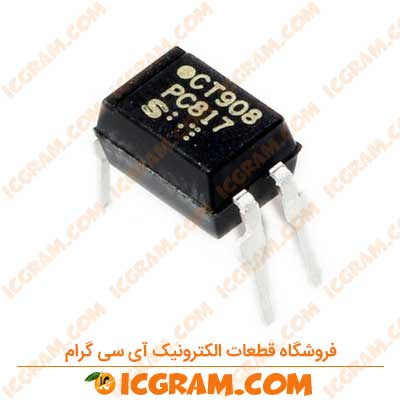 آی سی PC817 پکیج DIP-4