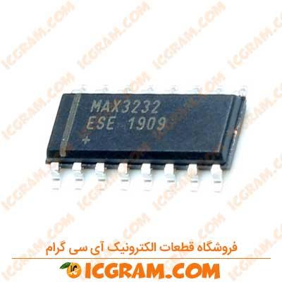 آی سی MAX3232ESE پکیج SOP-16
