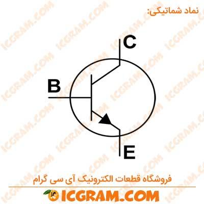ترانزیستور BC337-40 پکیج TO-92