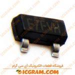 ترانزیستور IRLML6402TRPBF پکیج SOT-23