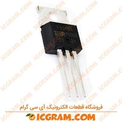 ترانزیستور IRF9540NPBF پکیج TO-220