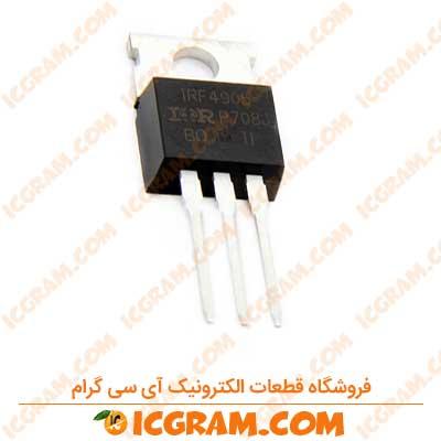 ترانزیستور IRF4905PBF پکیج TO-220