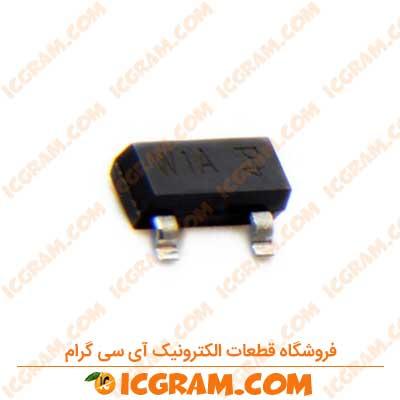 ترانزیستور PMBT3904 پکیج SOT-23