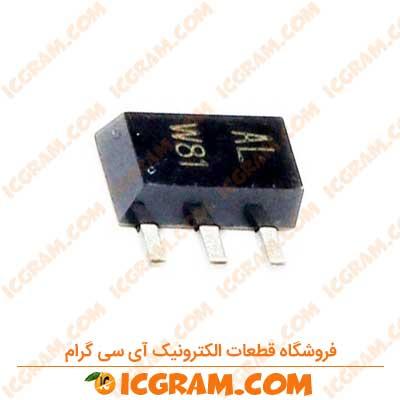 ترانزیستور BCX53-16 پکیج SOT-89